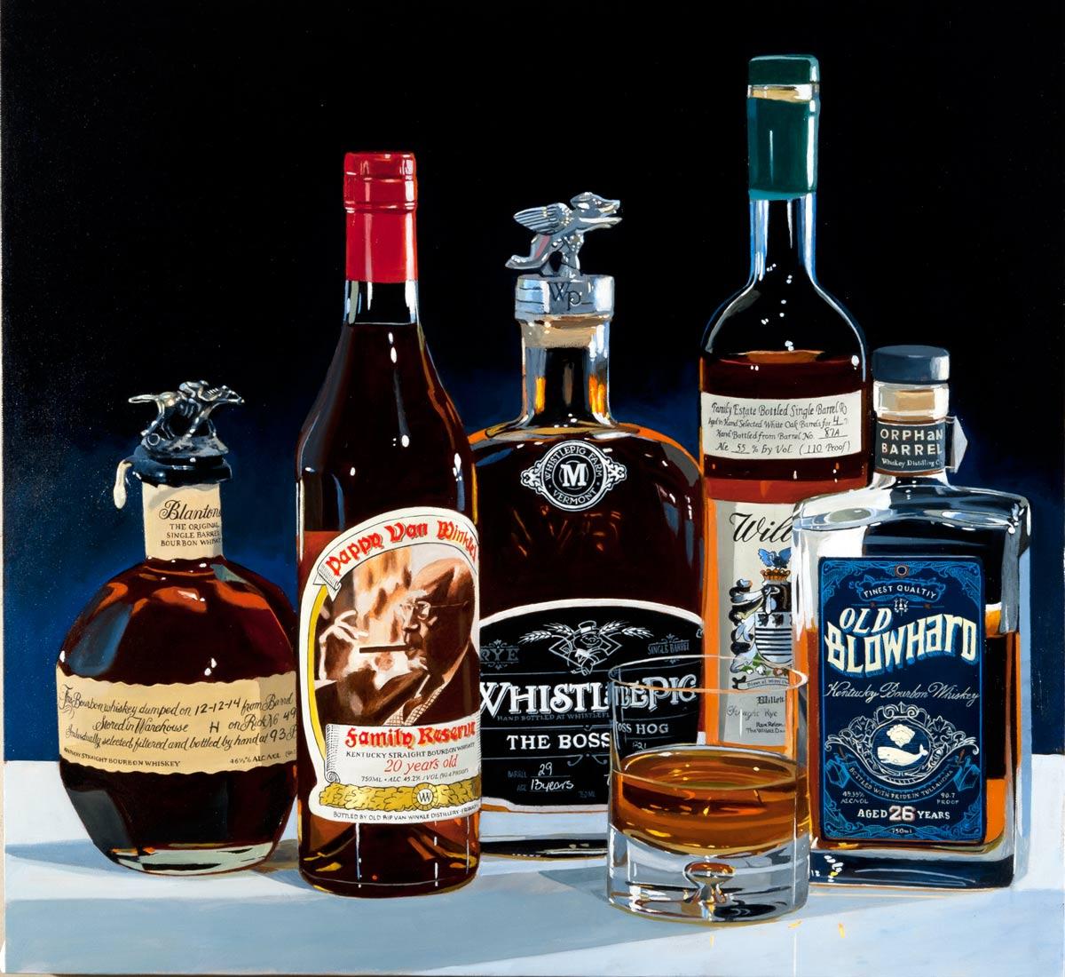 Whisky and Rye by  Thomas Stiltz - Masterpiece Online