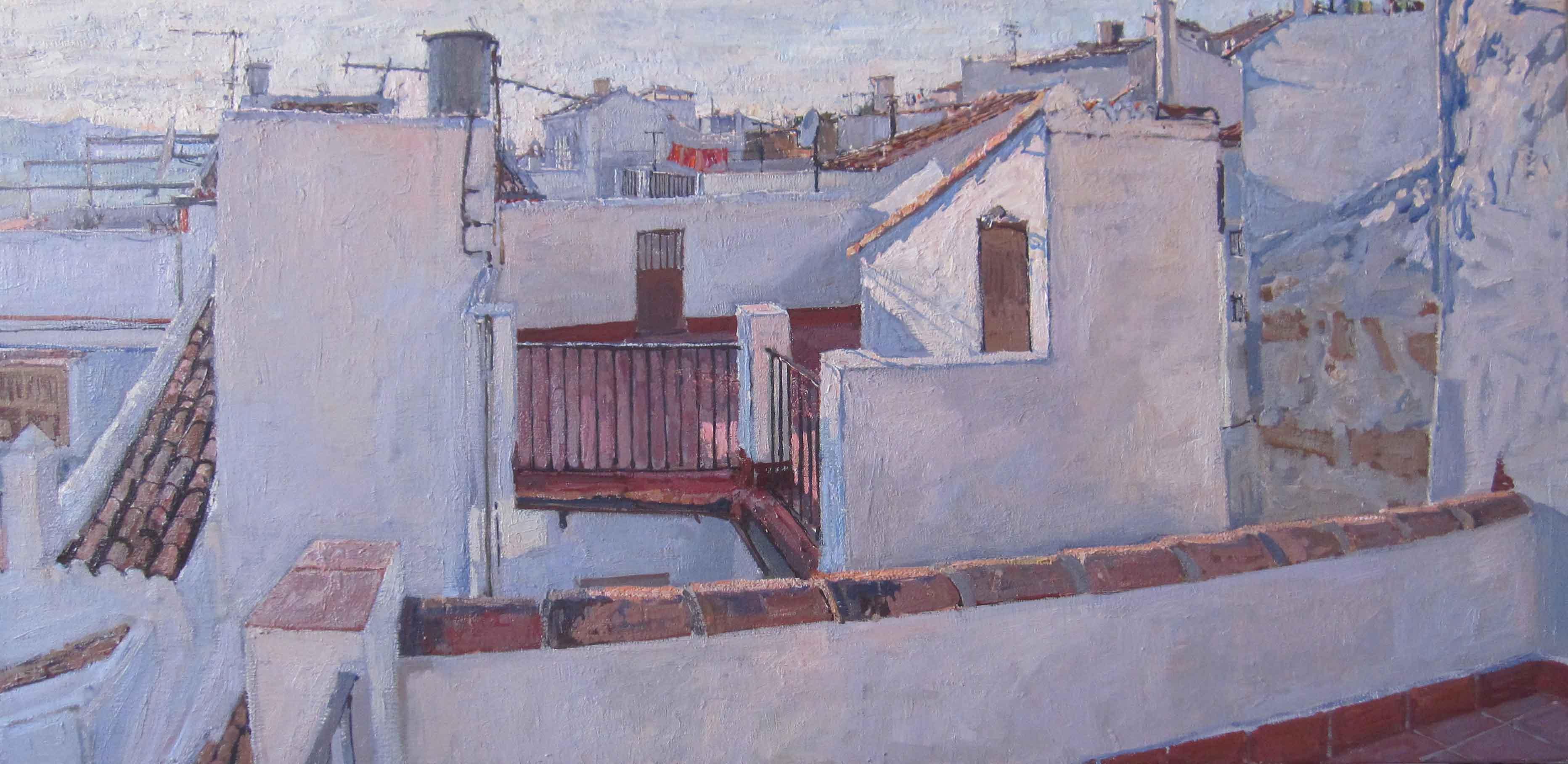 Pueblos Blancos V by  Daud Akhriev - Masterpiece Online