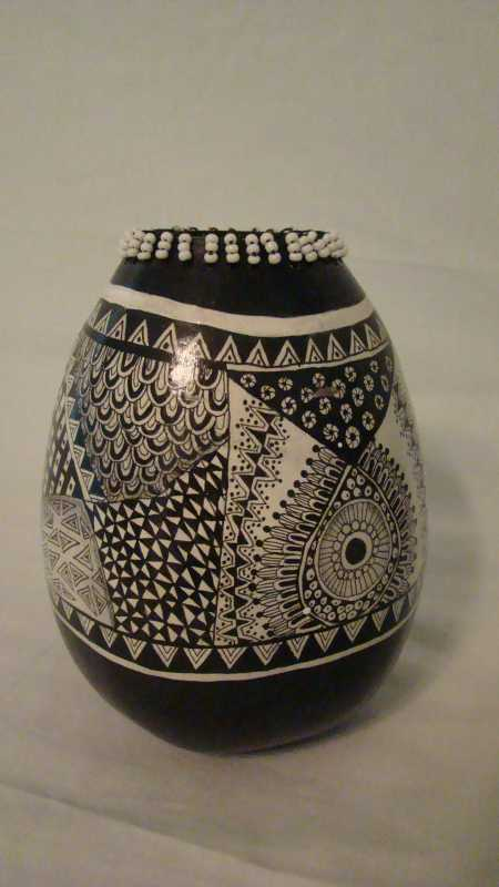 VP1106 Zentangle with... by  Vicki Patterson - Masterpiece Online