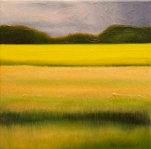 Meadow Hues 02961 by  Ian Sheldon - Masterpiece Online