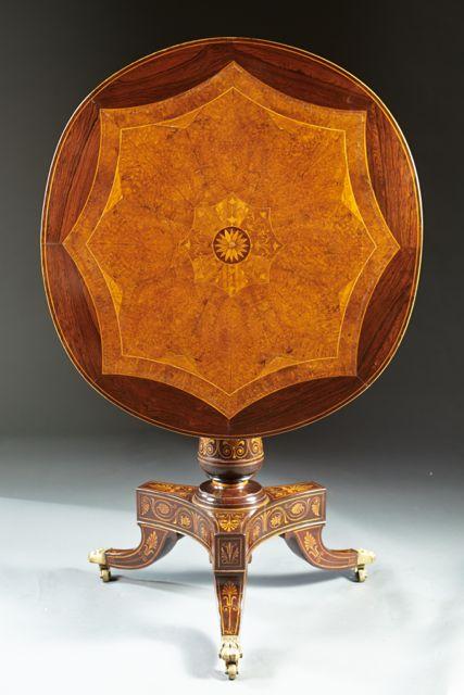 Peachy A Fine Italian Table G Sergeant Antiques Uwap Interior Chair Design Uwaporg