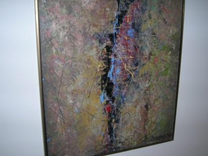 Abstract by  Sophia Proshkov - Masterpiece Online