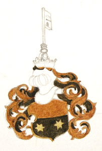 Crest With Crown II represented  by  Andren And Olga Dugin