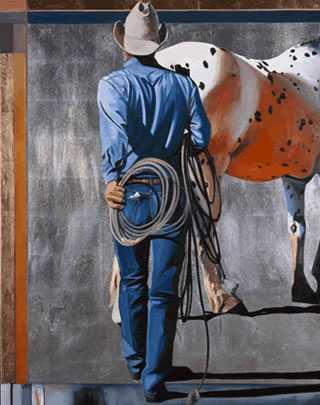 This Ones Mine by  David DeVary - Masterpiece Online
