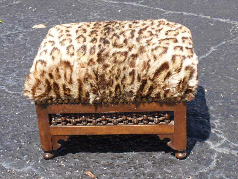 Footstool by  None None - Masterpiece Online
