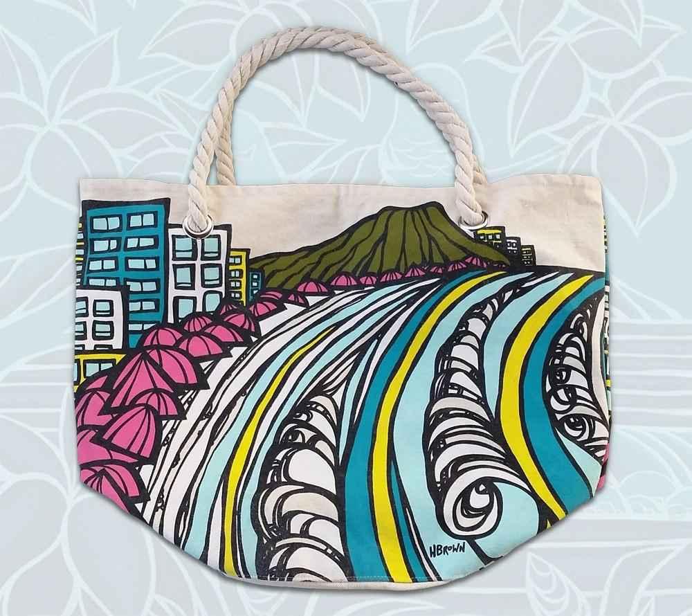 HB0040MB Waikiki Coas... by  Heather Brown - Masterpiece Online