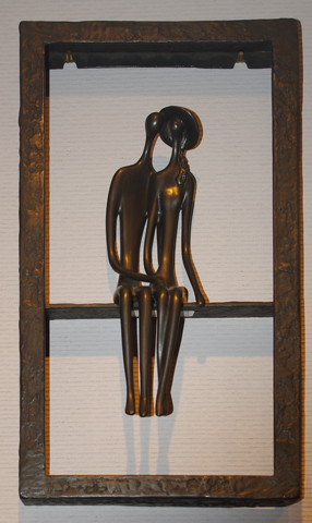 Med.  Wall Sculpture 2 by  Ruth  Bloch  - Masterpiece Online