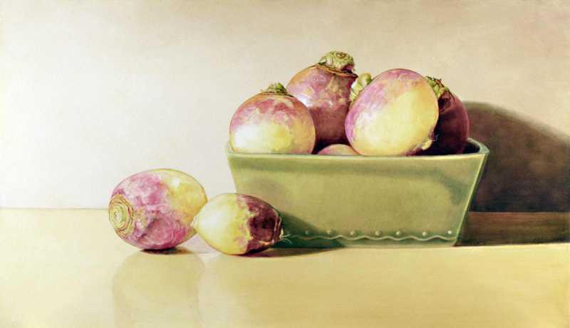 Turnips With Green Di...