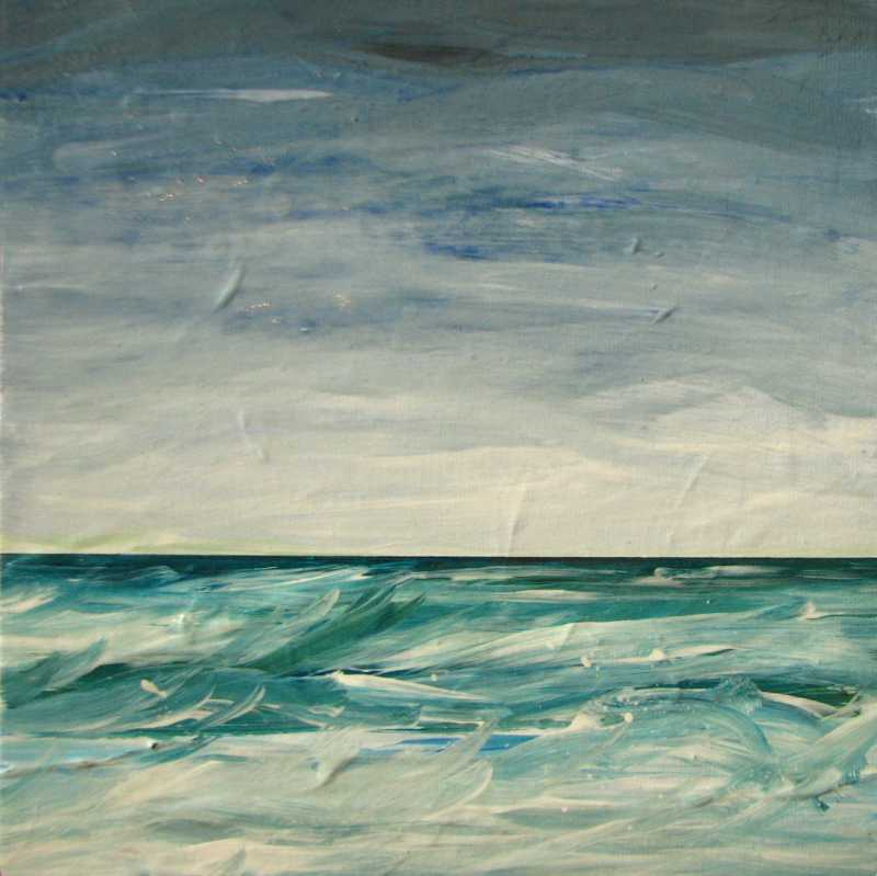 Pacific Blues 9 by  Curt Ginther - Masterpiece Online