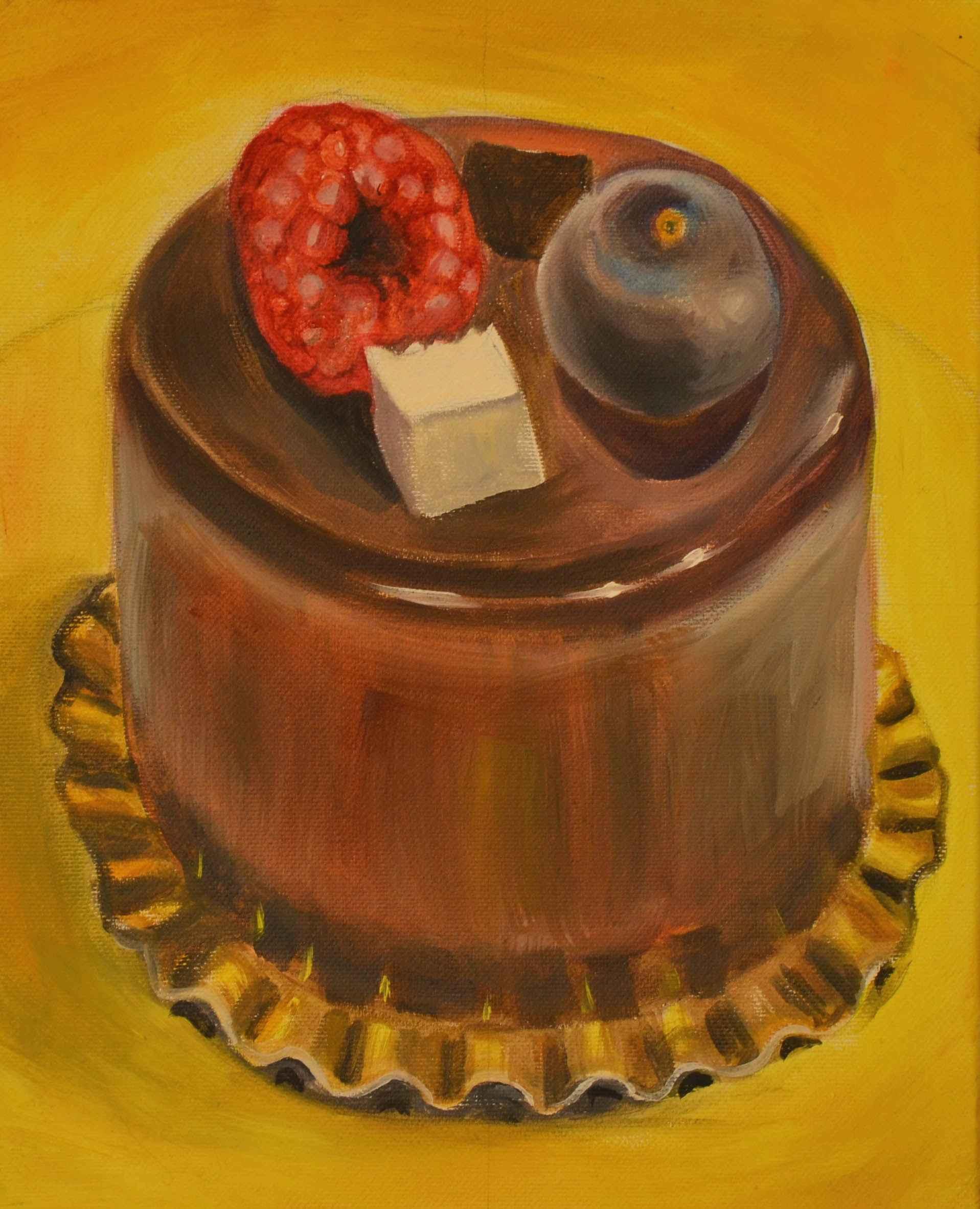 Mousse aux Chocolat by Ms. Rebecca Vincenzi - Masterpiece Online