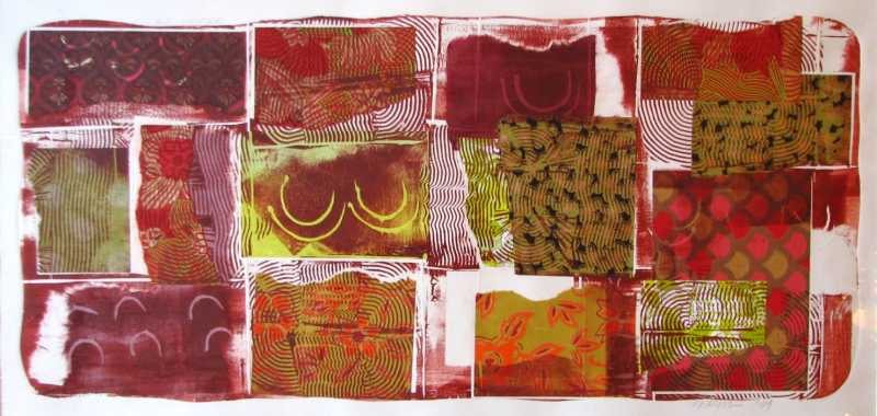 Tapestry I by  Mary Philpotts McGrath - Masterpiece Online