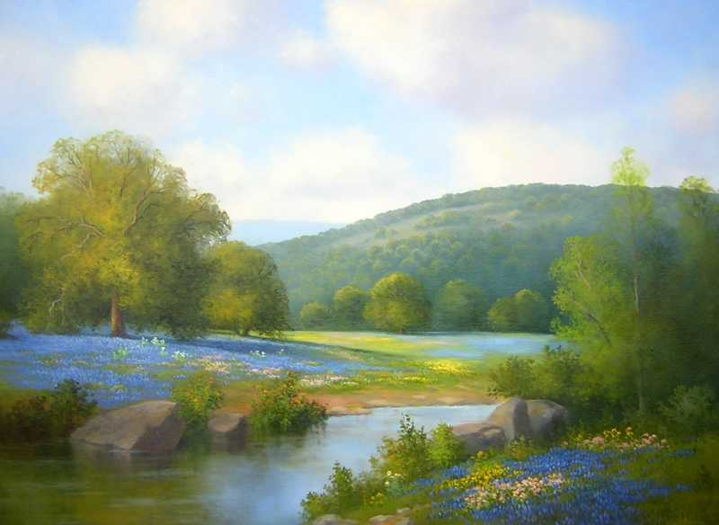Spring Bounty by Mrs Milbie Benge - Masterpiece Online