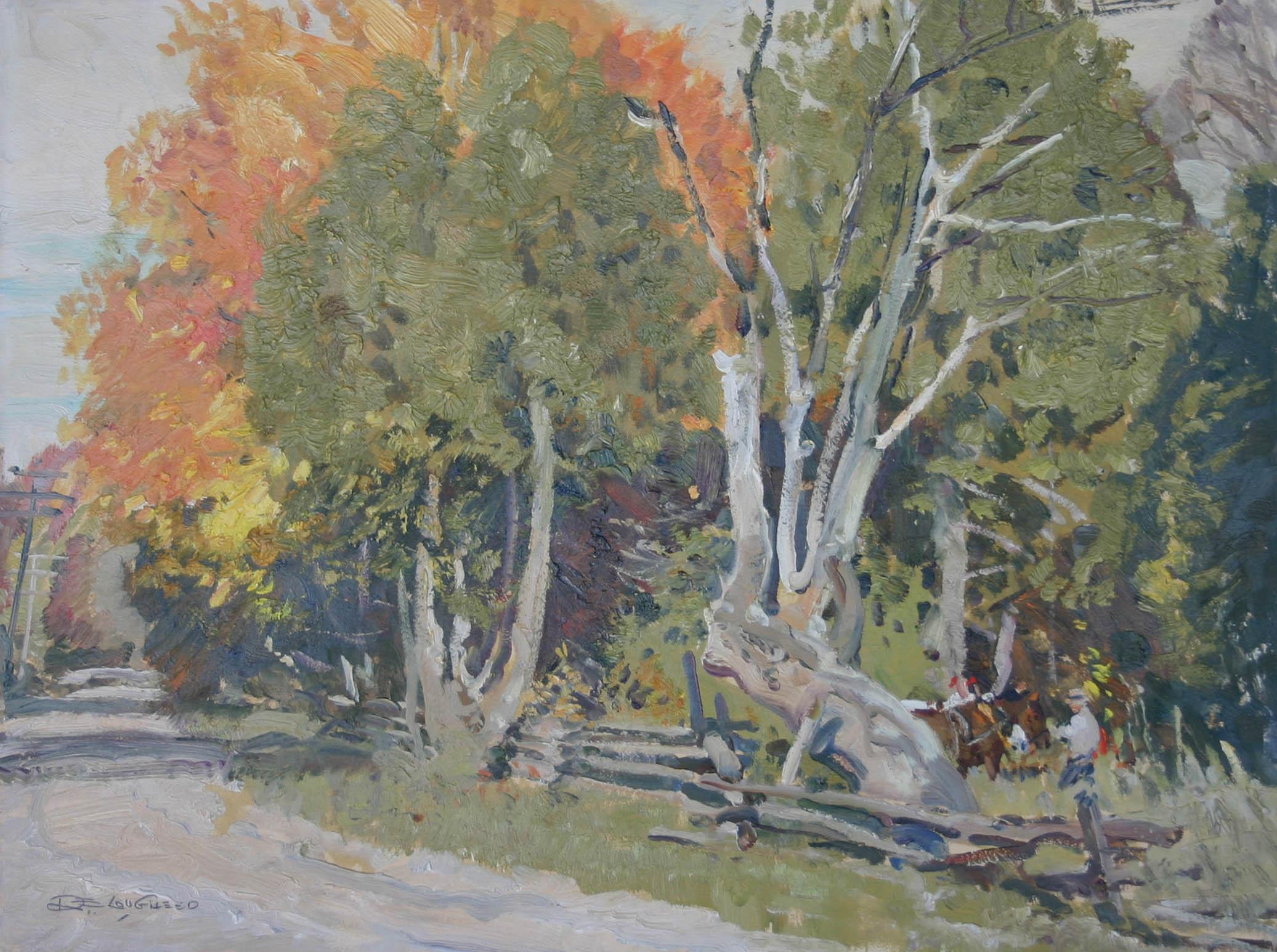 Backroads Of Time by  Robert Lougheed - Masterpiece Online