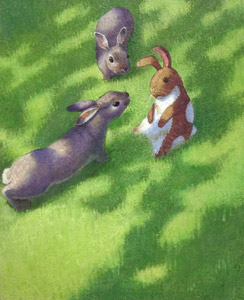 Velveteen Rabbit With... represented by  by