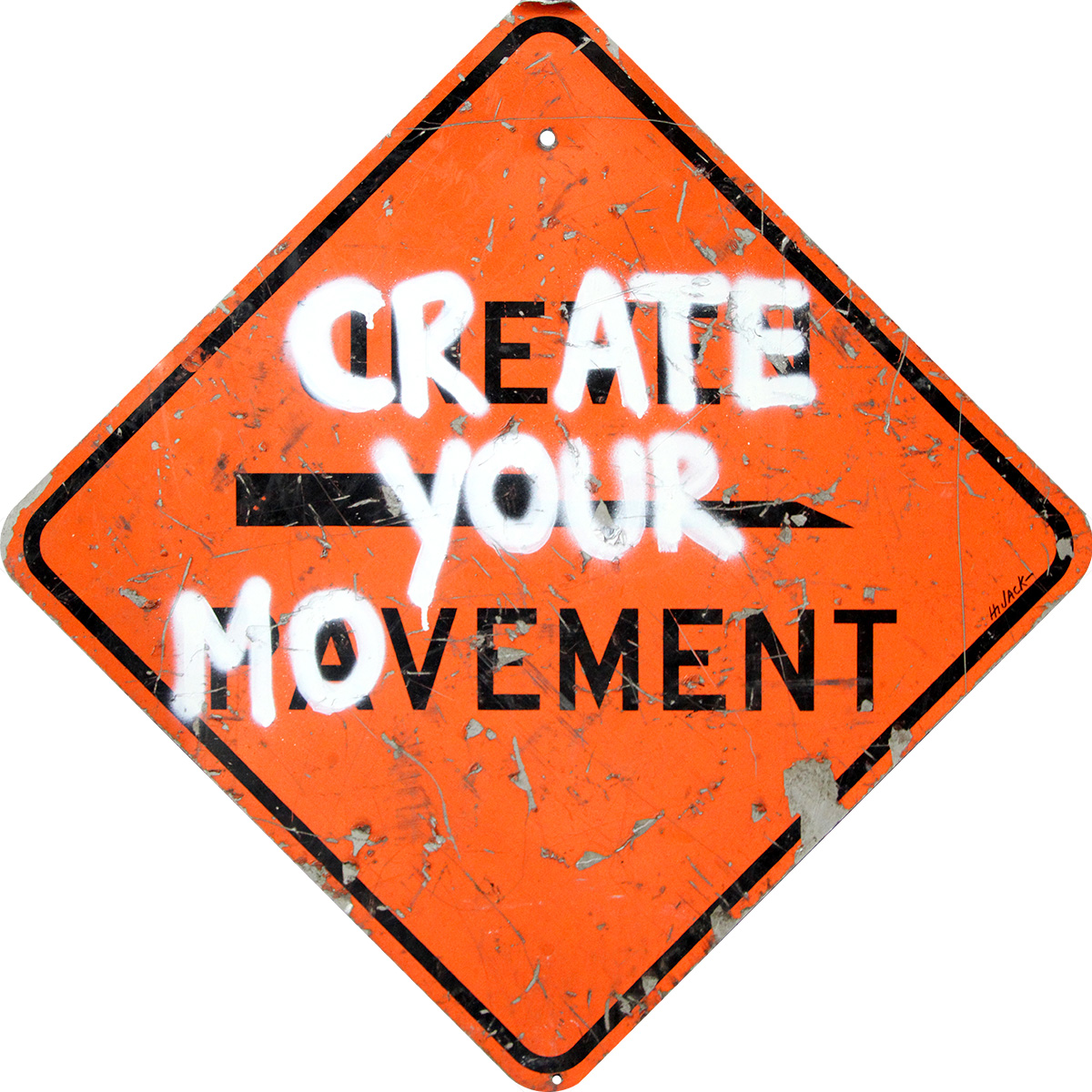 Create Your Movement by  Hijack  - Masterpiece Online
