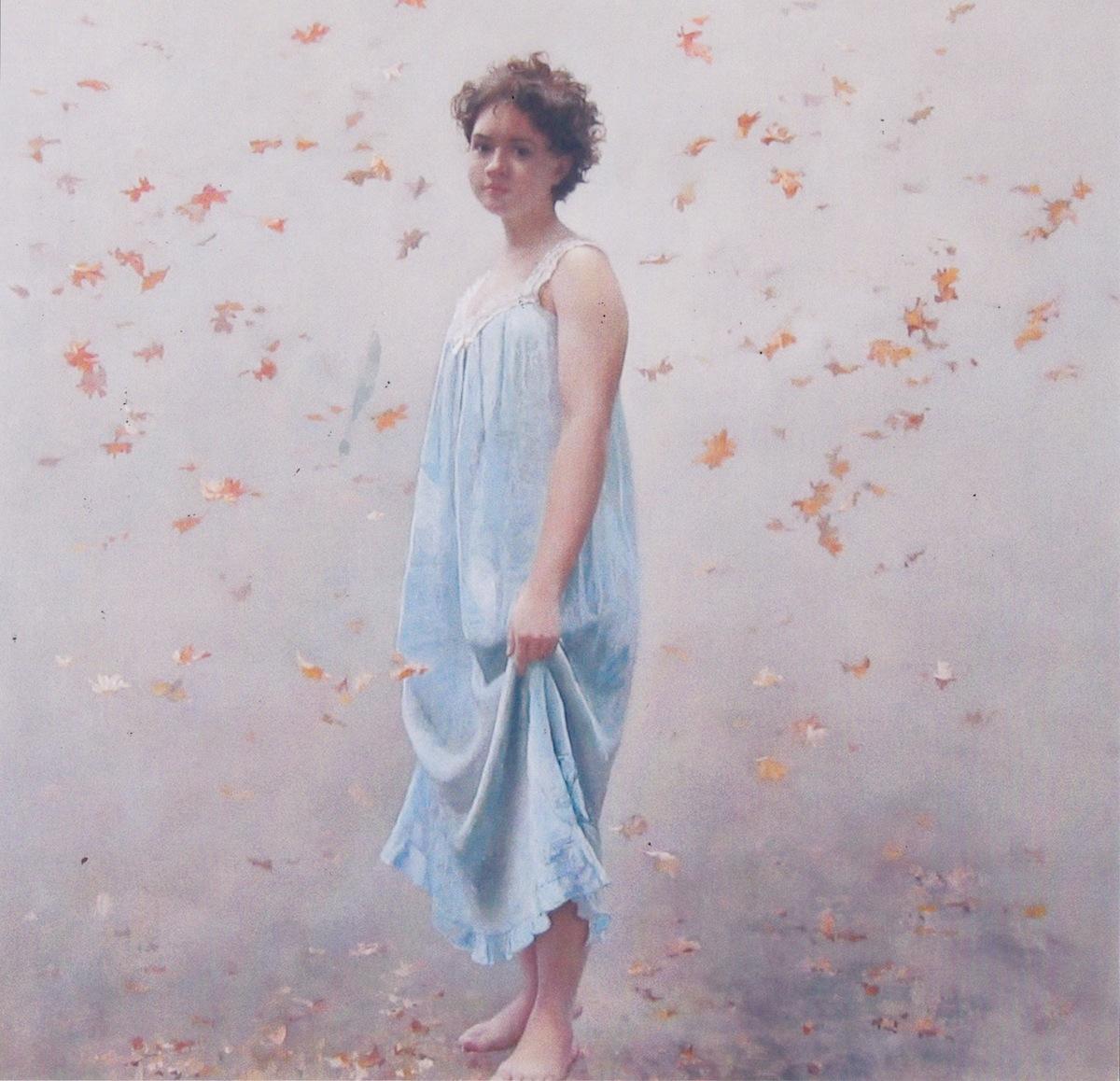 Autumn by  Daud Akhriev - Masterpiece Online