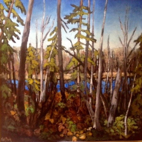 Summer in the River V... by  Kari Duke - Masterpiece Online