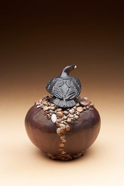 Pebbles Vessel by  Star York - Masterpiece Online
