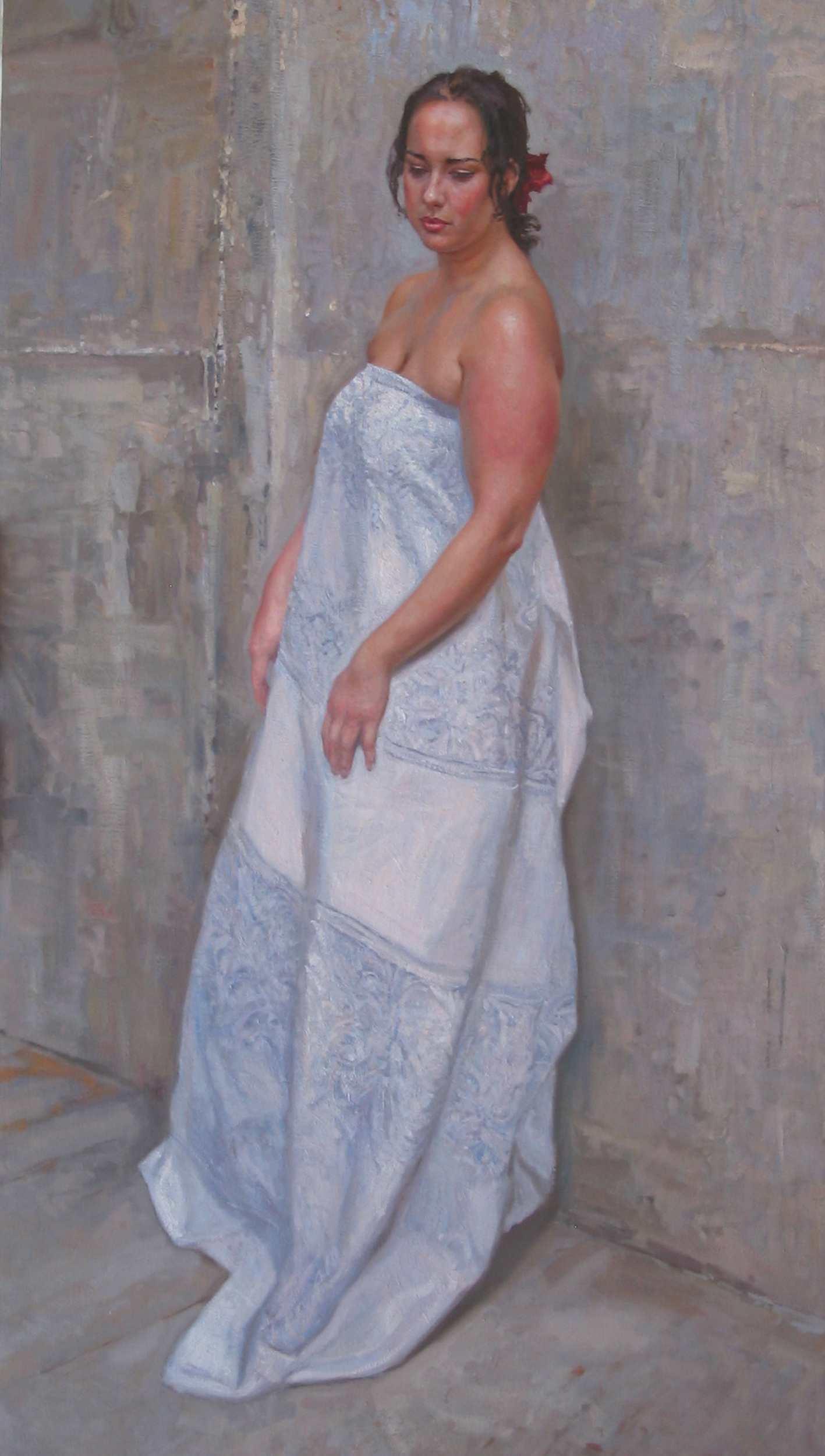 Sarah by  Daud Akhriev - Masterpiece Online