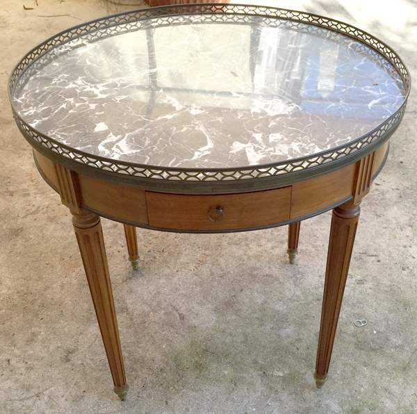 Bouillotte Table by  French  - Masterpiece Online