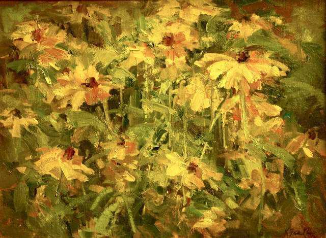 Blackeyed Susan by MS Kaye Franklin - Masterpiece Online