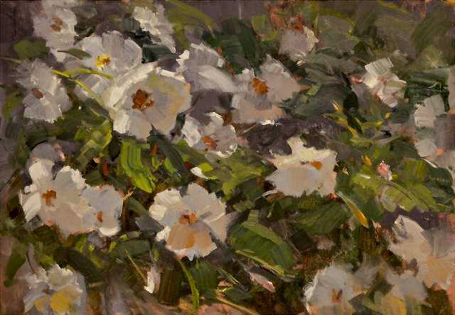 Spring White by MS Kaye Franklin - Masterpiece Online