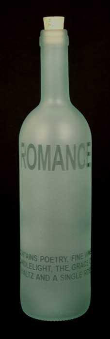 Poet's Bottle:  ROMAN...  by  Jeff Crandall