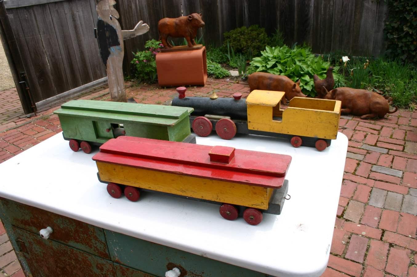 Train Set by  Antiques  - Masterpiece Online