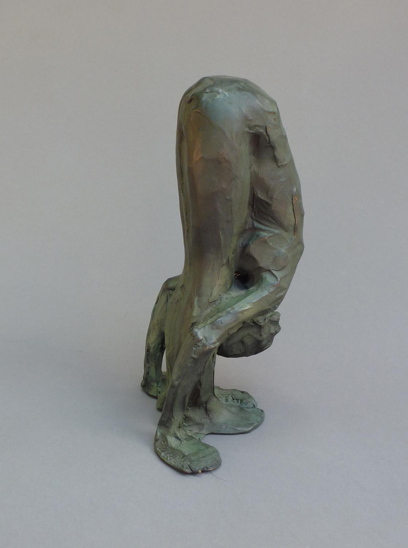 Uttanasana 3/11 by Ms. Jane DeDecker - Masterpiece Online