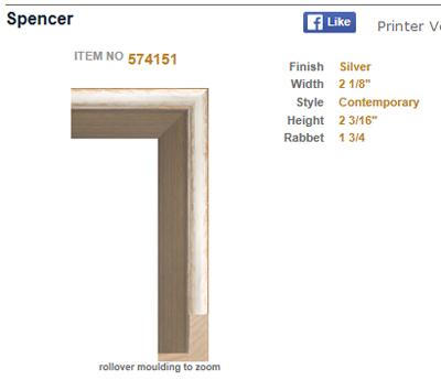 Spencer Fl DD 574151 by  Larson Juhl  - Masterpiece Online