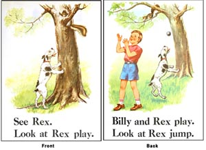 Billy And Rex Plays