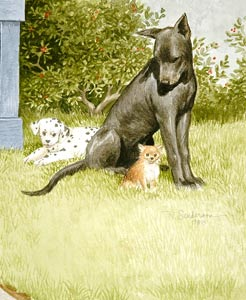 Big And Little  by  Ruth Sanderson