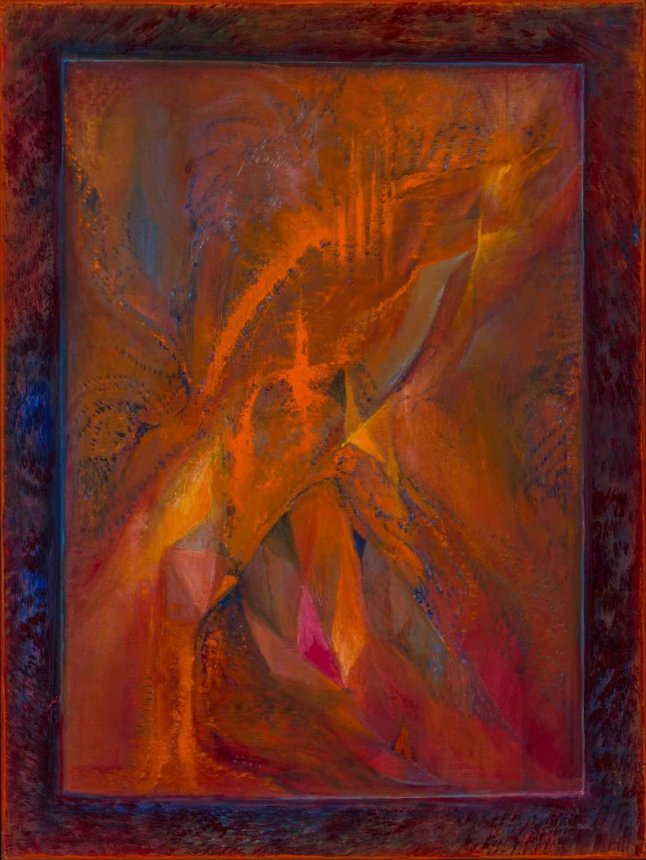 Sacral Chakra by  Patricia Kaufman - Masterpiece Online