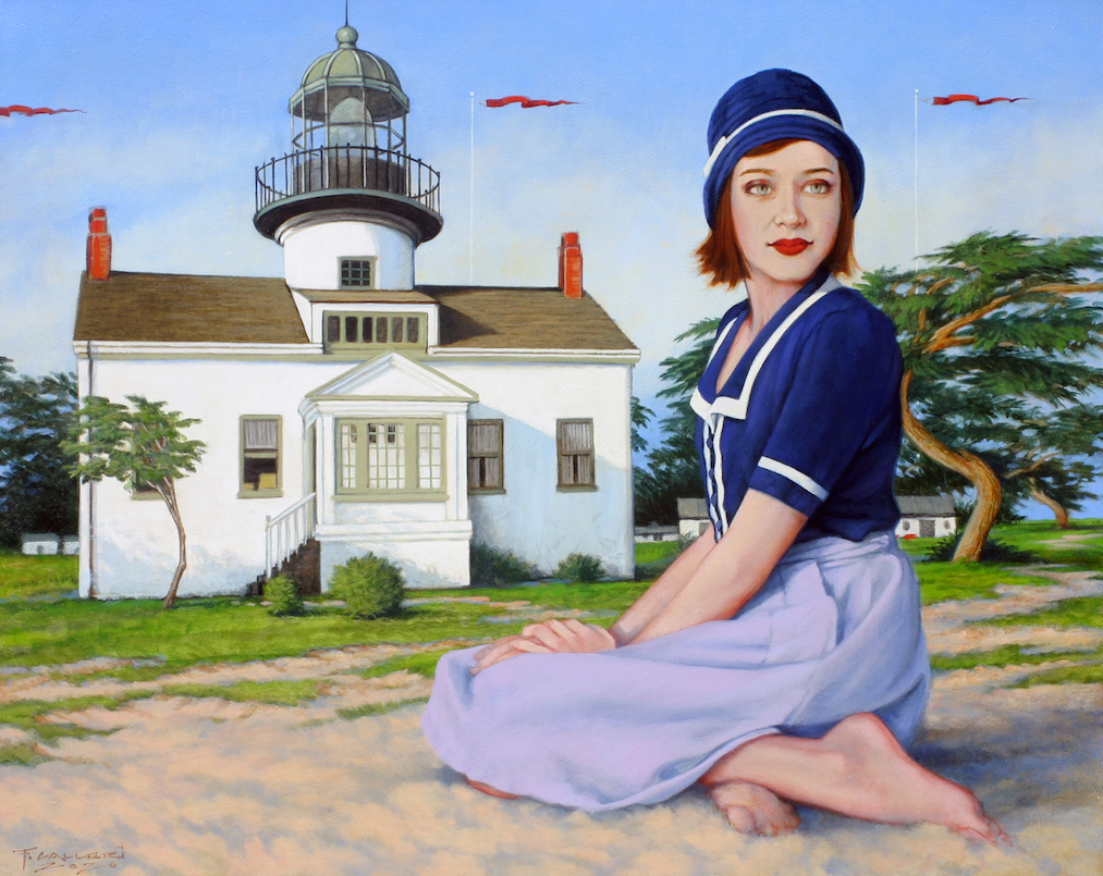 The Promontory by Mr. Fred Calleri - Masterpiece Online