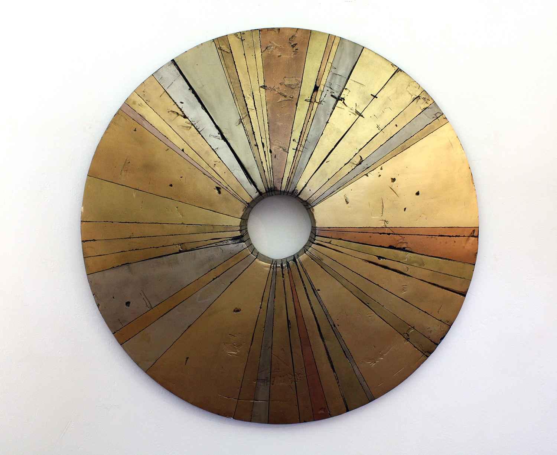 Wheel-Like Object 24K... by Mr. Curtis Olson - Masterpiece Online