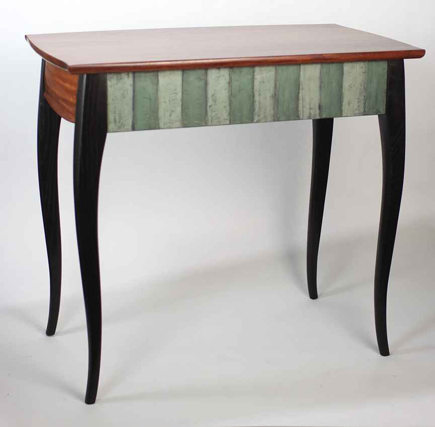 Six Drawer Side Table