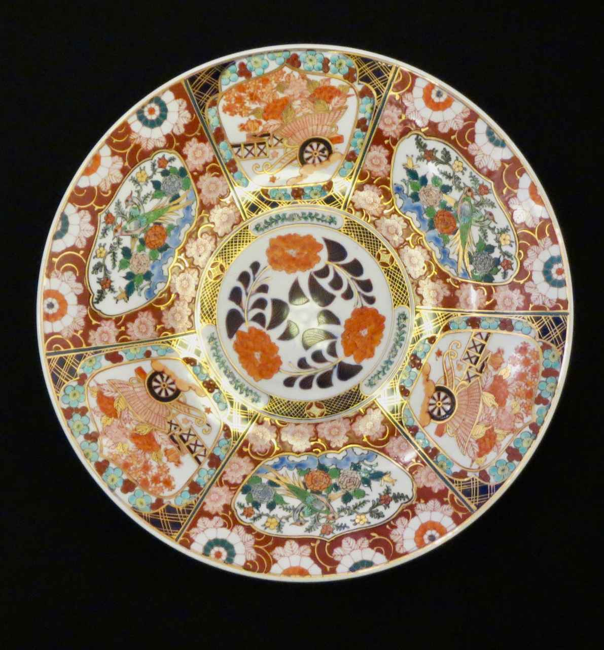 Large Japanese Imari ... by   Unknown - Masterpiece Online
