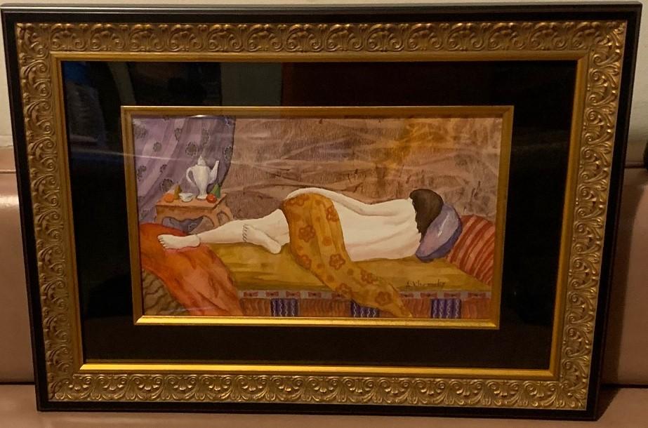 Sleeping Beauty by  Alexander Khomsky - Masterpiece Online