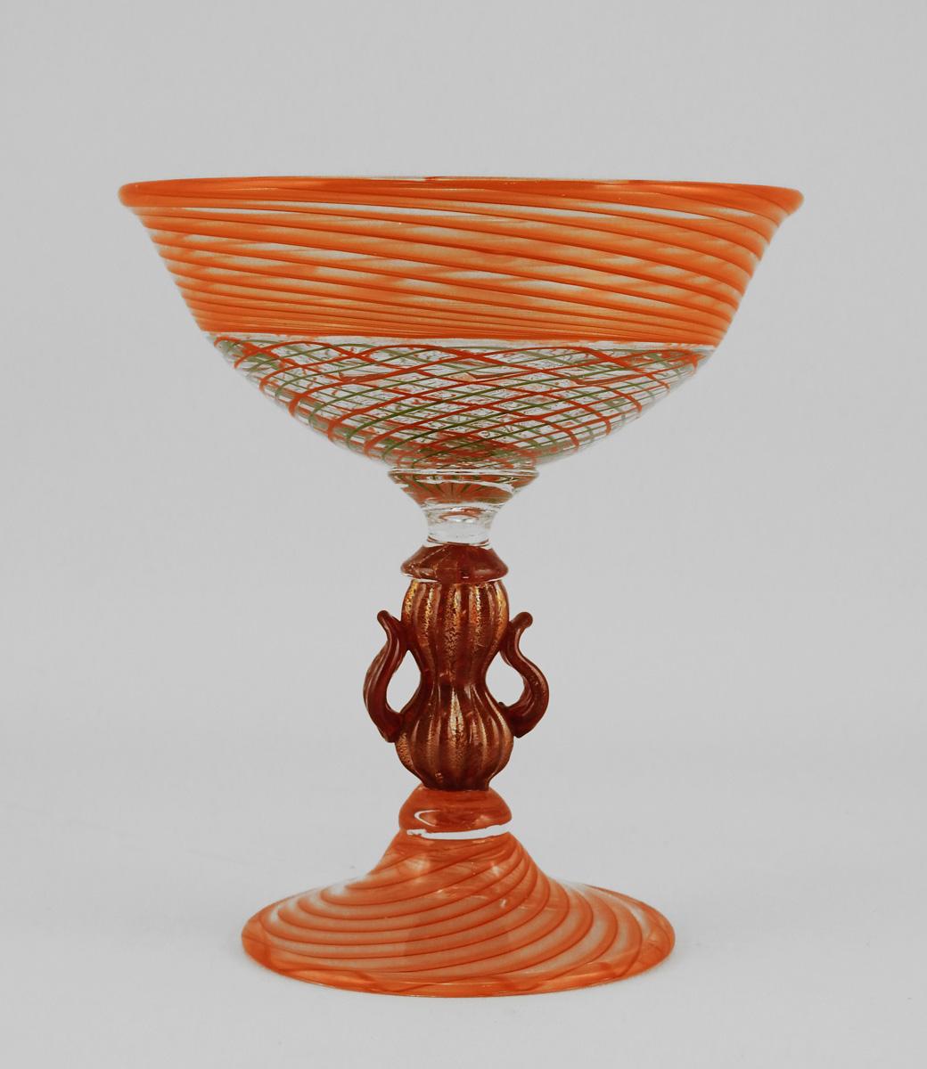 Goblet/Red Retticello by  Brian Kerkvliet - Masterpiece Online