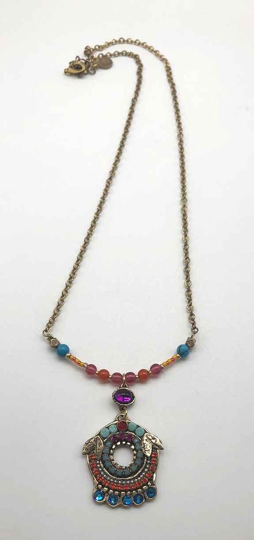 Aida II Necklace 18