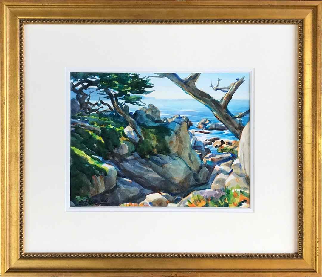 On the Monterey Coast by Mr. & Mrs. Gerald Fritzler - Masterpiece Online