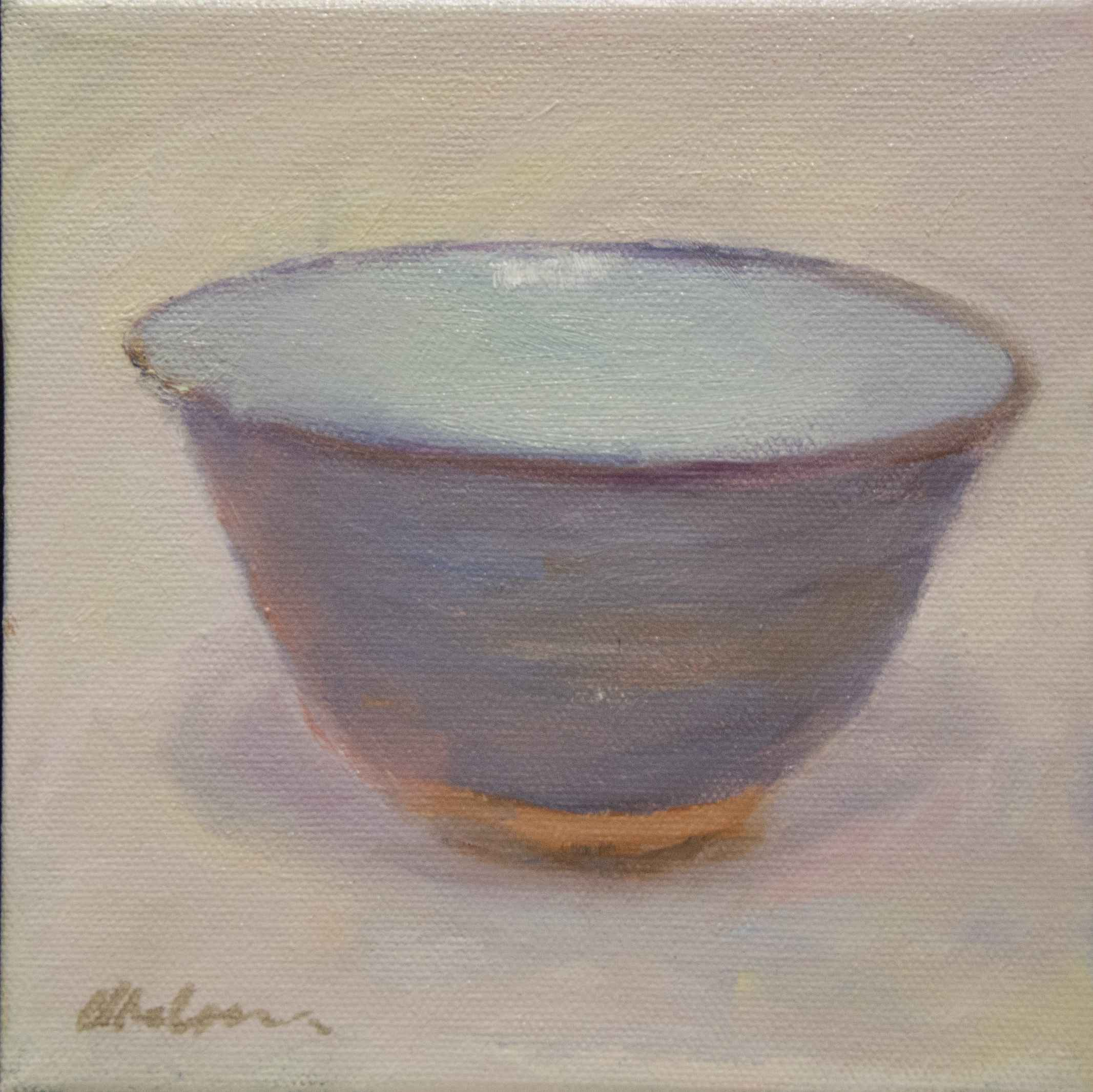 Japanese Teacup II by Mrs. Myra Abelson - Masterpiece Online