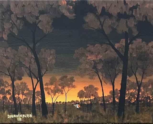 Djunkinburri 18 by Mr James Archer - Masterpiece Online
