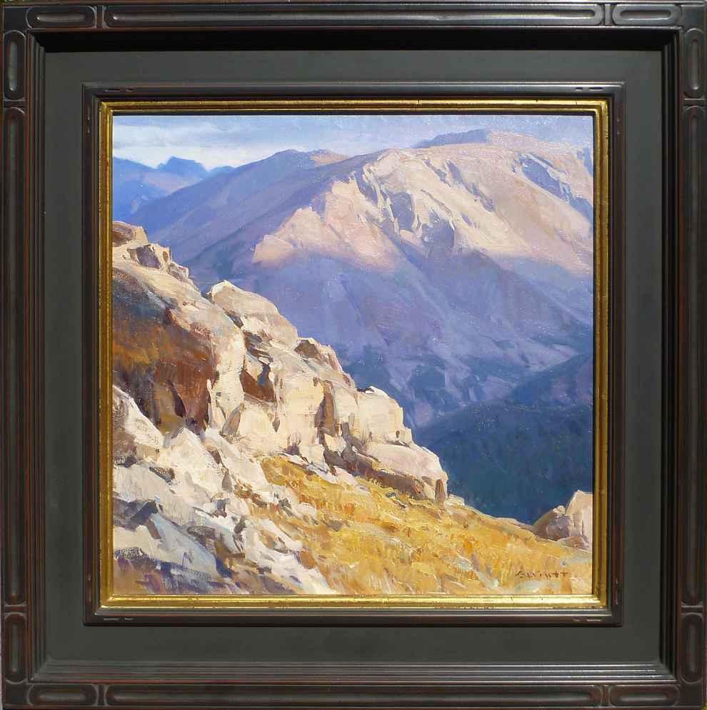 High Above, Trail Rid... by Mr. & Mrs. Josh Elliott - Masterpiece Online