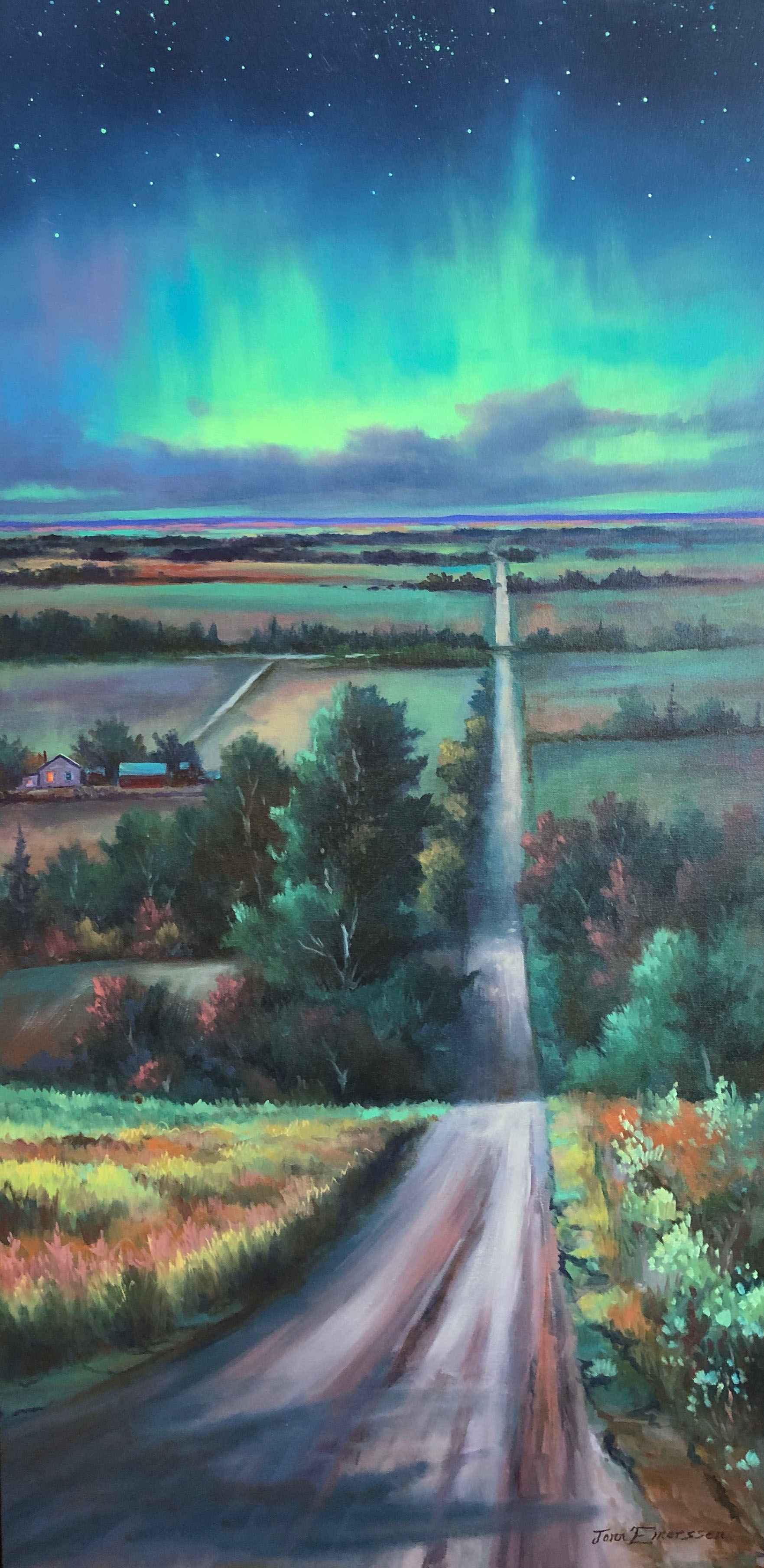 Dawns Early Light by  Jonn Einerssen - Masterpiece Online