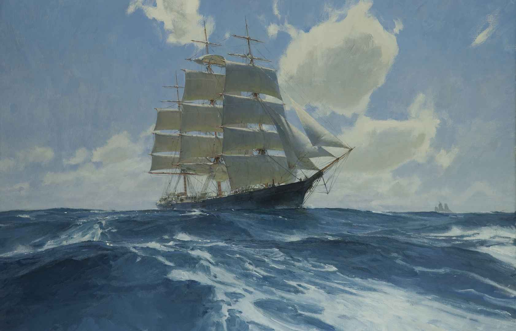 Down Easter (SCD Resa... by Mr. Christopher Blossom - Masterpiece Online