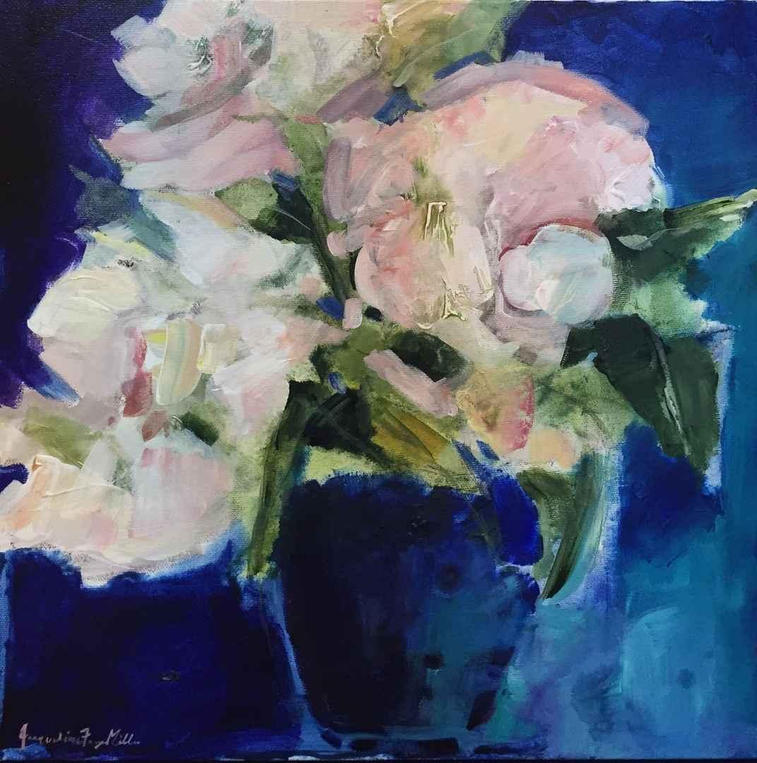 Poetic Petals by  Jacqueline Faye Miller - Masterpiece Online