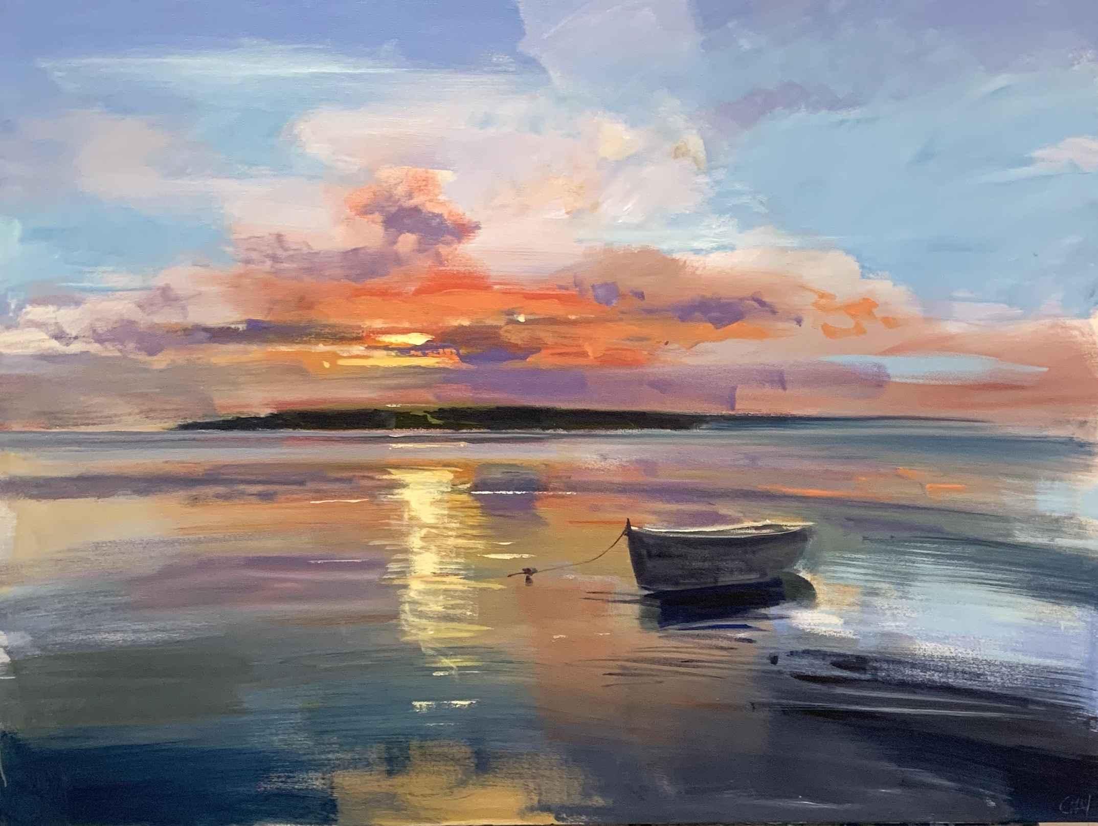 Shimmering Sky by  Craig Mooney - Masterpiece Online