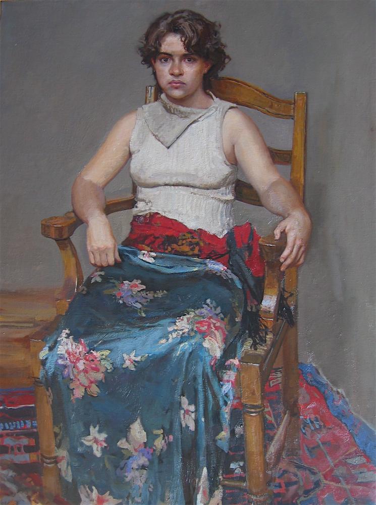 Kate by  Daud Akhriev - Masterpiece Online