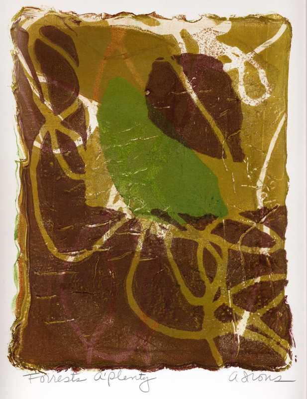 Forests a' Plenty by  Anne Irons - Masterpiece Online